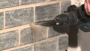 drill-out-brickwork-replacement